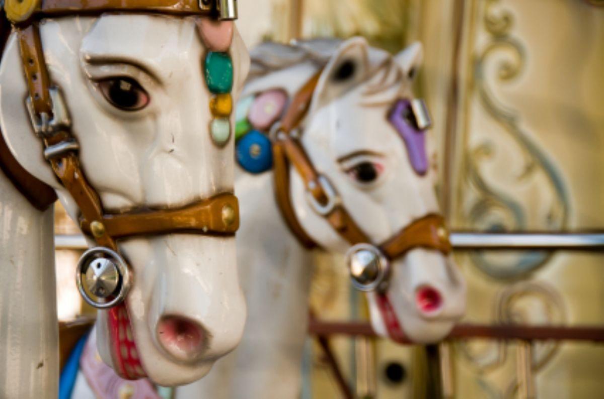 Rüyada Atlıkarınca görmek