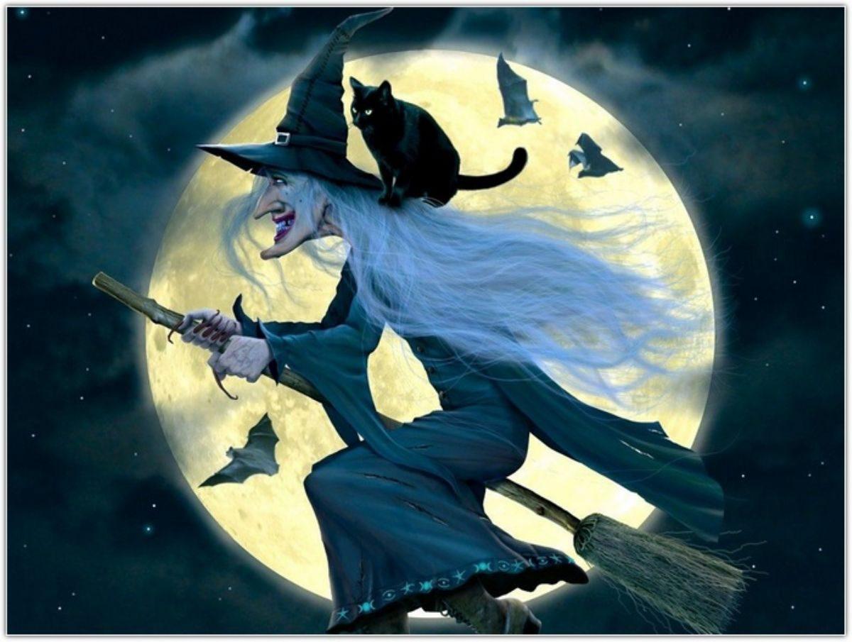 Rüyada Cadı görmek