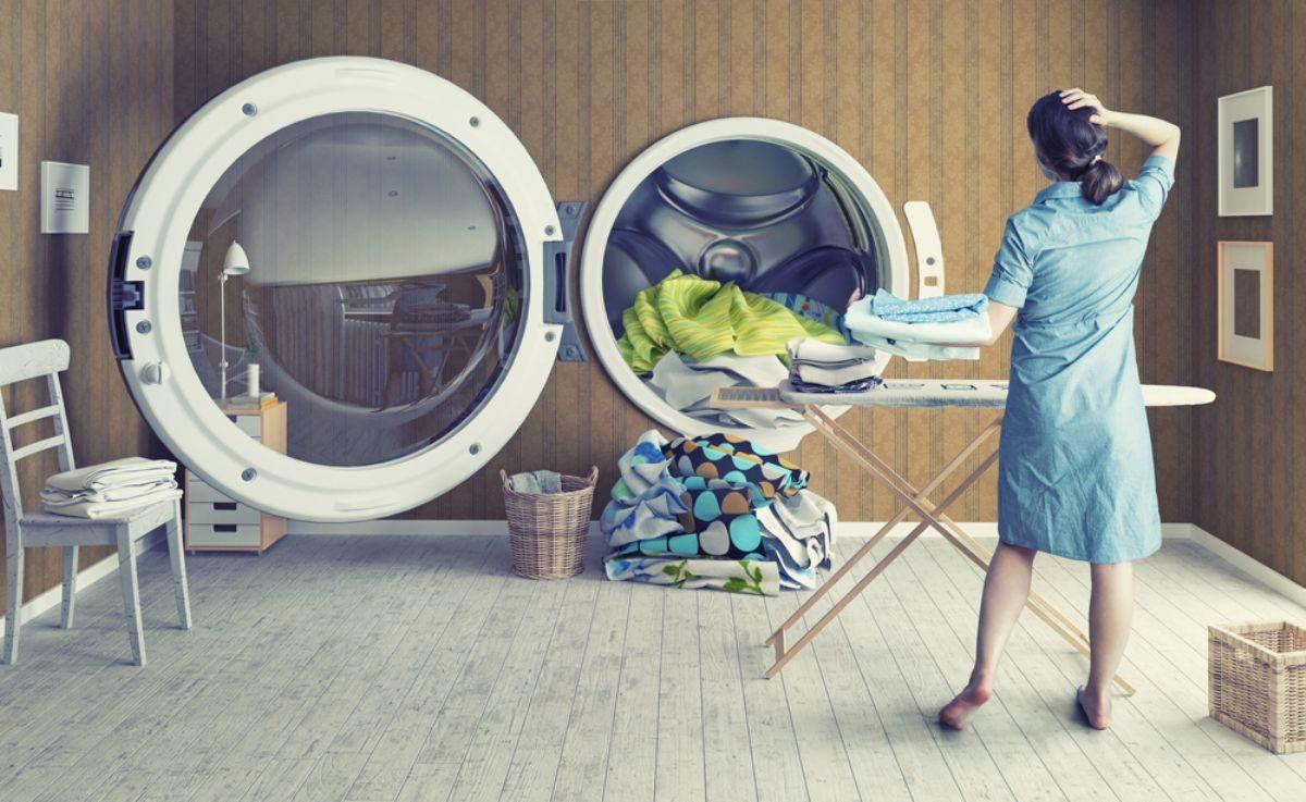 Rüyada Çamaşır makinası Görmek
