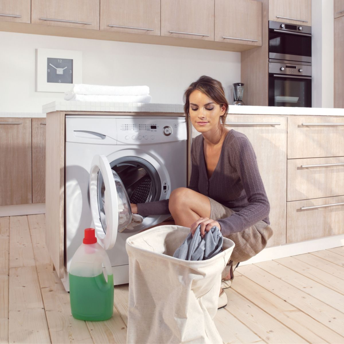 Rüyada Çamaşır suyu görmek