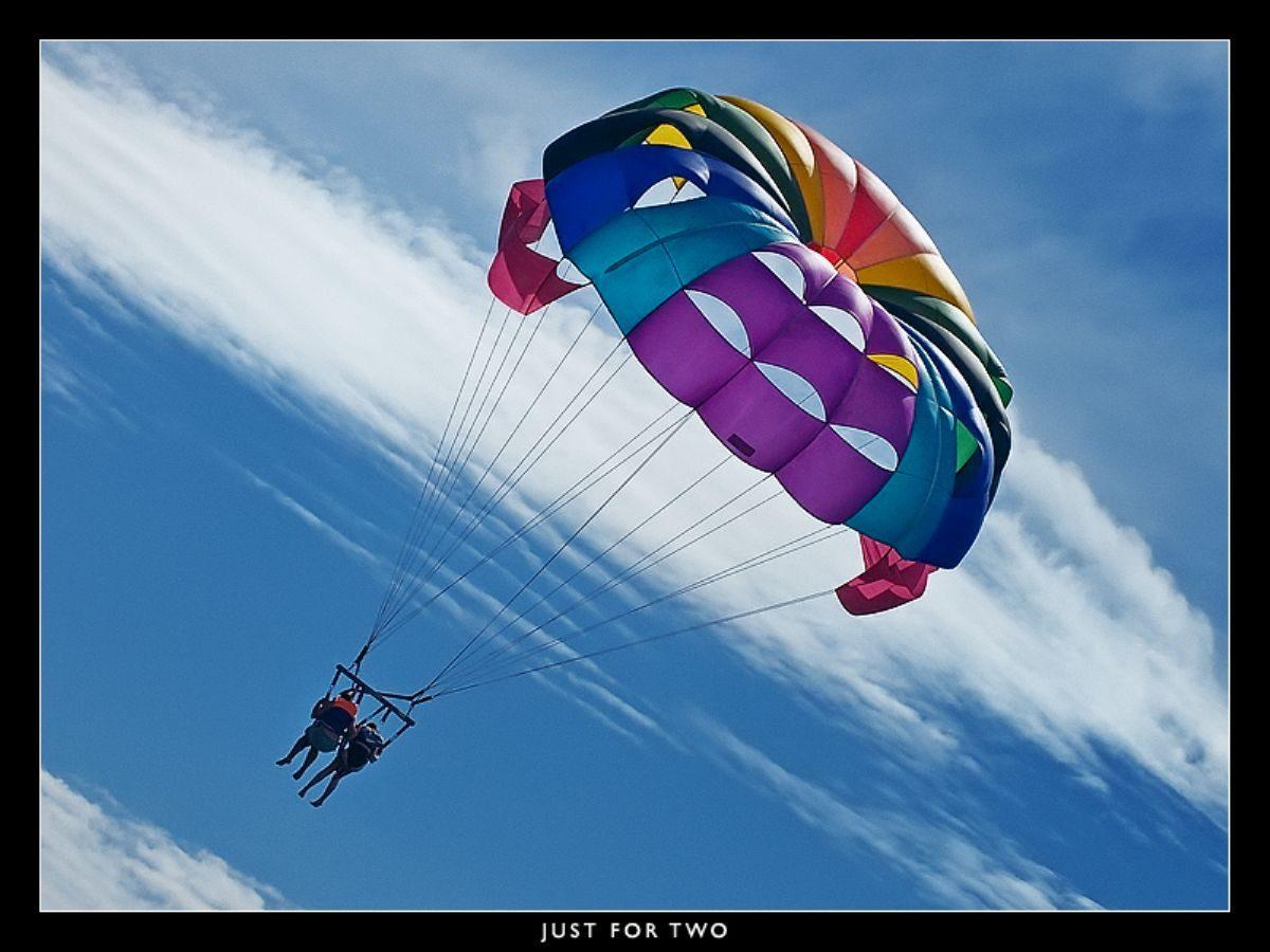 Rüyada Paraşüt görmek
