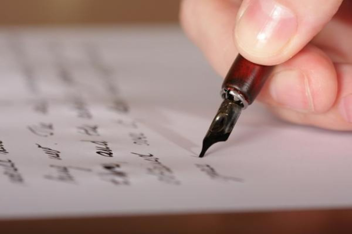 Rüyada Yazmak görmek